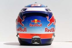 头盔:丹尼尔·里卡多, 红牛车队
