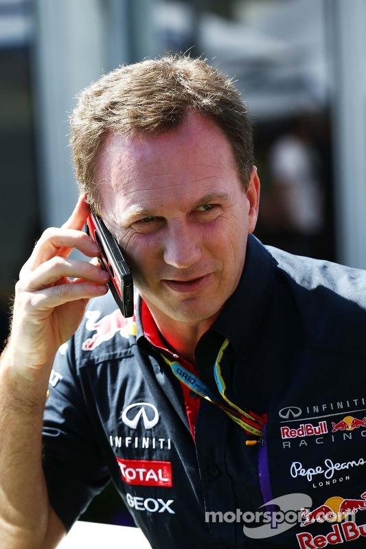 Christian Horner, Red Bull Racing Takım Patronu