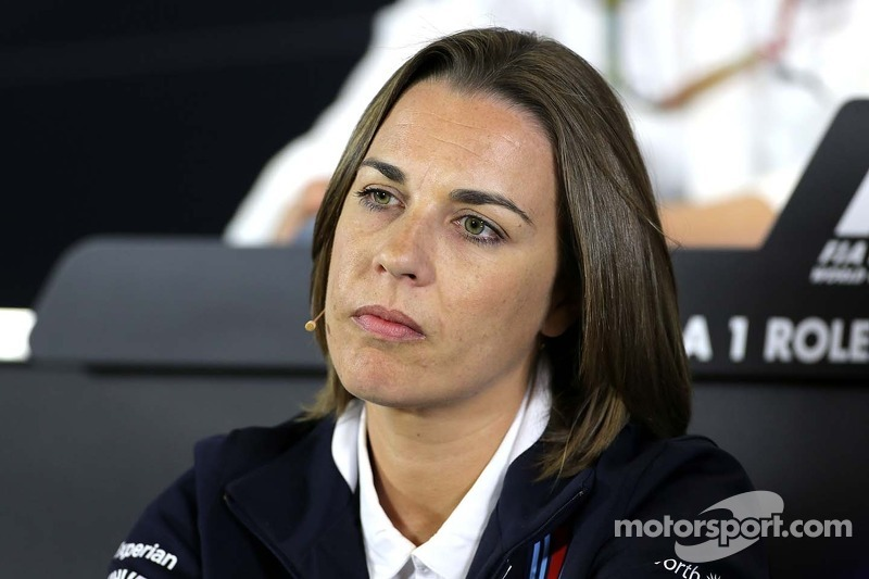 Claire Williams, Williams Yardımcı Takım Patronu