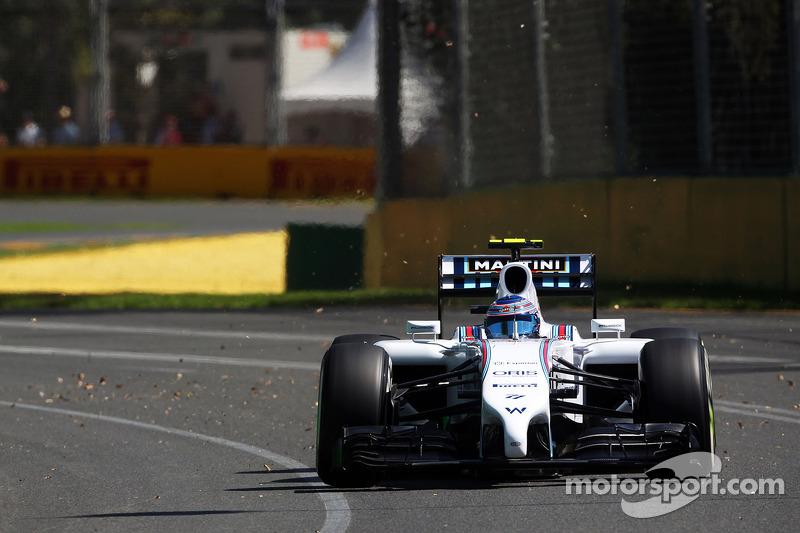 Гран При Австралии-2014: Williams среди лидеров