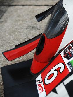 #6 Pickett Racing ORECA 日产 细节