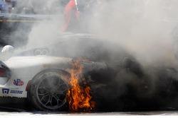 遇到问题,#33 Riley Motorsports SRT Viper GT3-R: Ben Keating, Jeroen Bleekemolen, Sebastiaan Bleekemolen