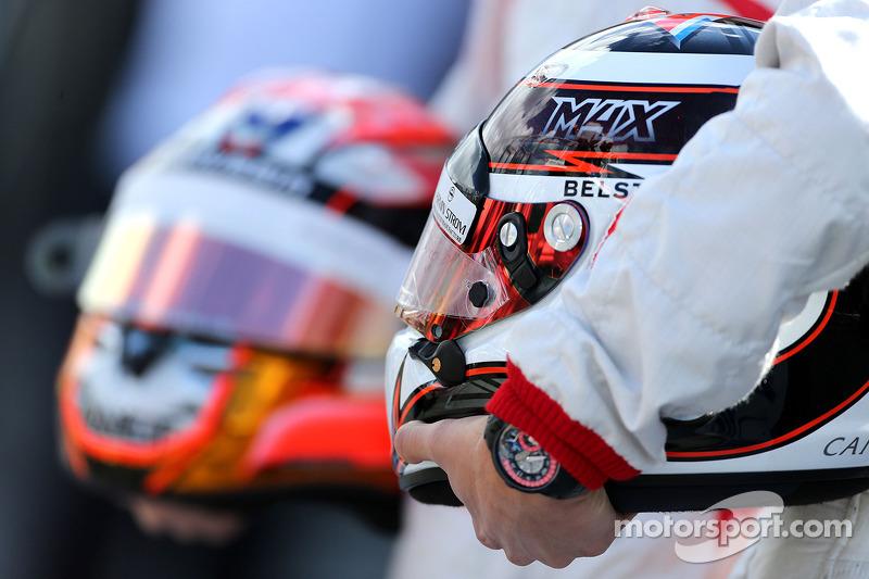 Max Chilton'ın kaskları, Marussia F1 Takımı ve Jules Bianchi, Marussia F1 Takımı