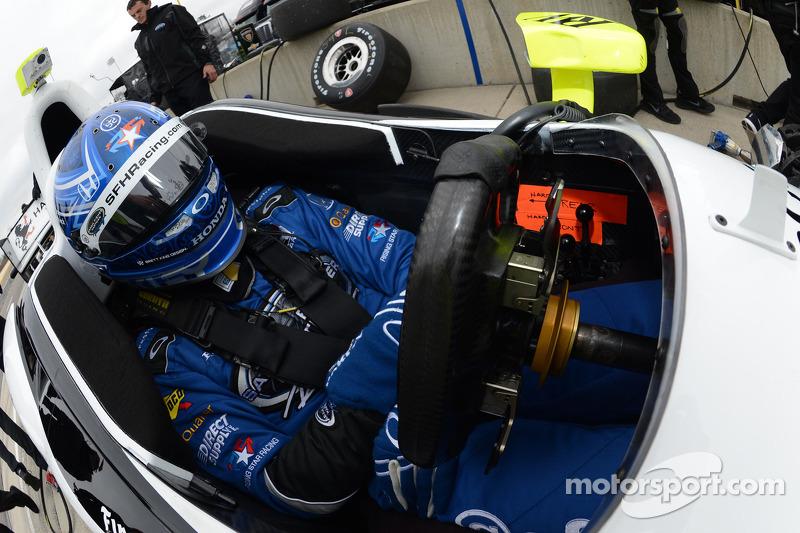 Josef Newgarden, Sarah Fisher Hartman Racing Honda