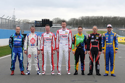 The 7 BTCC champions on the grid for 2014