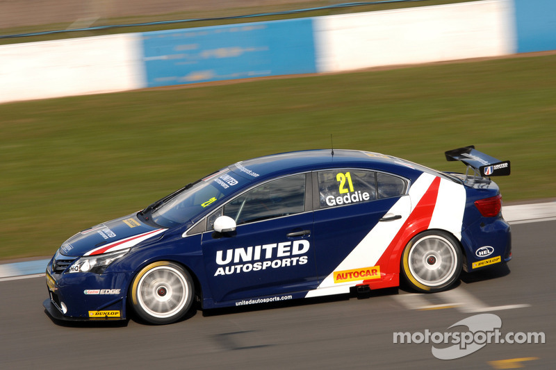 Glynn Geddie, United Autosport