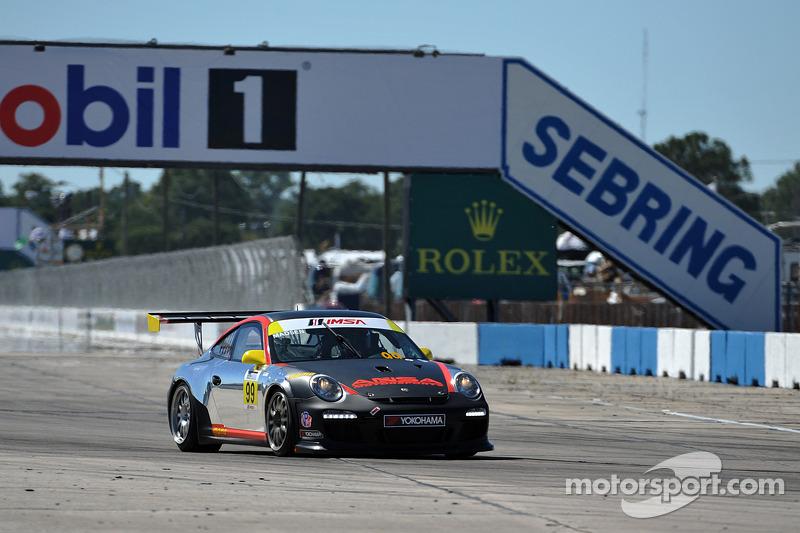 #99 Porsche 911 GT3 Cup