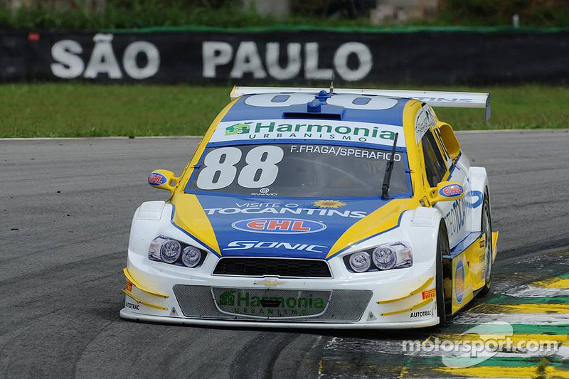 Felipe Fraga ve Rodrigo Sperafico, Vogel Motorsport Chevrolet