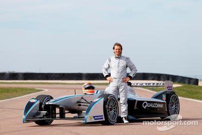 Trulli teste la Spark-Renault SRT_01E