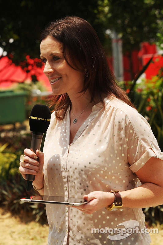 Lee McKenzie, BBC Television, Reporter