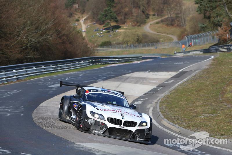 Dirk Werner, Lucas Luhr, Alexander Sims, BMW Sports Trophy Team Schubert, BMW Z4 GT3