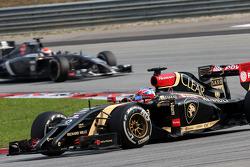 Romain Grosjean (FRA), Lotus F1 Team  30
