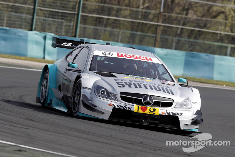 Vitaly Petrov, Mercedes AMG DTM-Team Mücke DTM Mercedes AMG C-Coupe