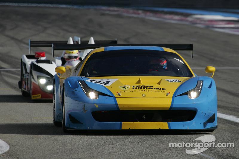 #64 AF Corse 法拉利 Italia GT3: 亚历山德罗·皮耶尔圭迪