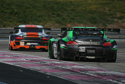 #78 Team Russia By Barwell 宝马 Z4 GT3: 乔纳森·科克尔