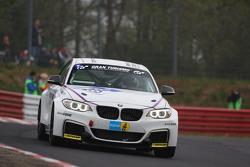 Alexander Hofmann, Jettro Bovingdon, Alexander Mies, BMW Motorsport, BMW M235i Racing