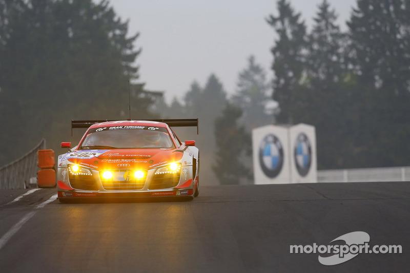 Felix Baumgartner, Marco Werner, Frank Biela, Pierre Kaffer, Audi yarış tecrübesi, Audi R8 GT3 LMS