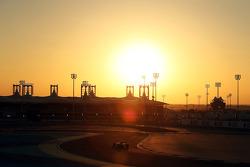 Ромен Грожан. ГП Бахрейна, Воскресная гонка.