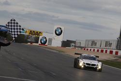 Dirk Werner, Dirk Muller, Lucas Luhr, Alexander Sims, de BMW Sports Trophy Team Schubert, BMW Z4 GT3
