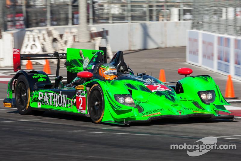 #2 Extreme Speed Motorsports HDP ARX-03b: Ed Brown, Johannes van Overbeek