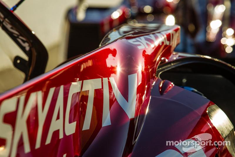 SpeedSource Mazda, particolare carrozzeria