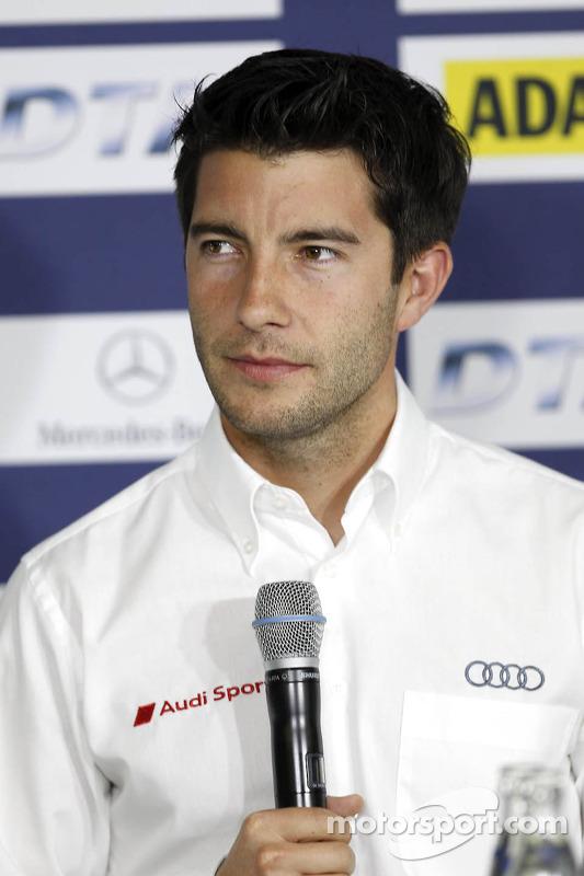 Mike Rockenfeller, Audi Sport Team Phoenix