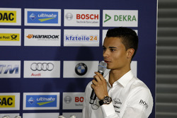 Pascal Wehrlein, Mercedes AMG DTM-Team HWA