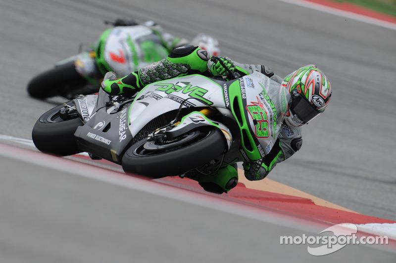 2014: Aspar Honda, 16º no campeonato (47 pts), 13 corridas
