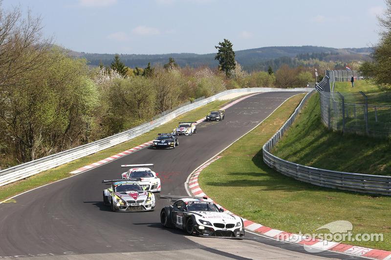 Dirk Werner, Alexander Sims, BMW Sports Trophy Schubert Takımı, BMW Z4 GT3