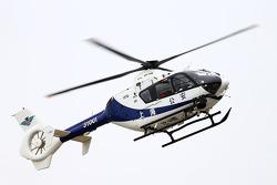 Bir helikopter