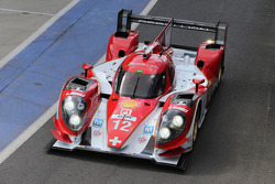 #12 Rebellion Racing Lola B12/60 Coupe - Toyota: Nicolas Prost, Nick Heidfeld, Mathias Beche