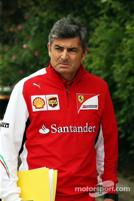 Marco Mattiacci, chefe de equipe de F1 da Ferrari,