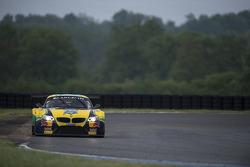 #0 BMW Sports Trophy Team Brasil BMW Z4: Sergio Jimenez, Cacá Bueno