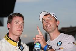 Nicky Catsburg and Dirk Adorf
