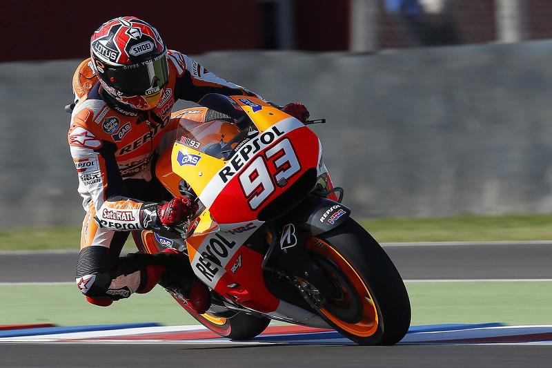 2014: Marc Marquez (Honda) at 1:37.683