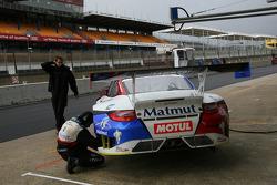 #76 IMSA Performance Matmut 保时捷 911 GT3 R: 雷蒙德·那拉, 尼古拉斯·阿尔明多
