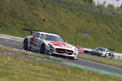 #27 H.T.P. Motorsport Mercedes-Benz SLS AMG GT3: Heinz-Harald Frentzen, Luca Stolz