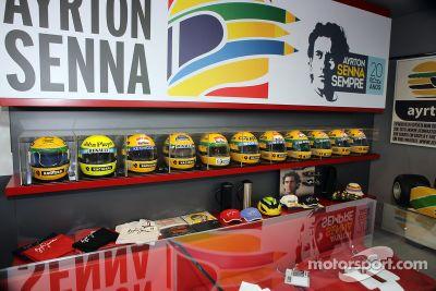 Imola - tributo a Ayrton Senna