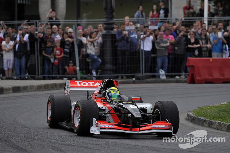 Budapest Street Parade, Tomas Pal Kiss, Zele Racing