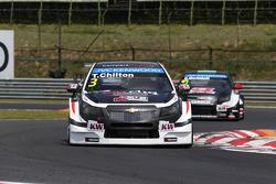 Tom Chilton, Chevrolet RML Cruze TC1, ROAL Motorsport and Gianni Morbidelli, Chevrolet RML Cruze TC1, ALL-INKL_COM Munnich Motorsport