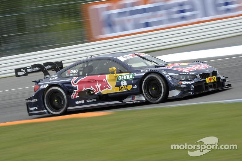 Antonio Felix da Costa, BMW Team MTEK, BMW M4 DTM