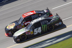 Ty Dillon and Sam Hornish Jr.