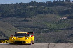 #4 雪佛兰克尔维特 Racing 雪佛兰 雪佛兰克尔维特 C7.R: 奥利弗·加文, 汤姆·米尔纳