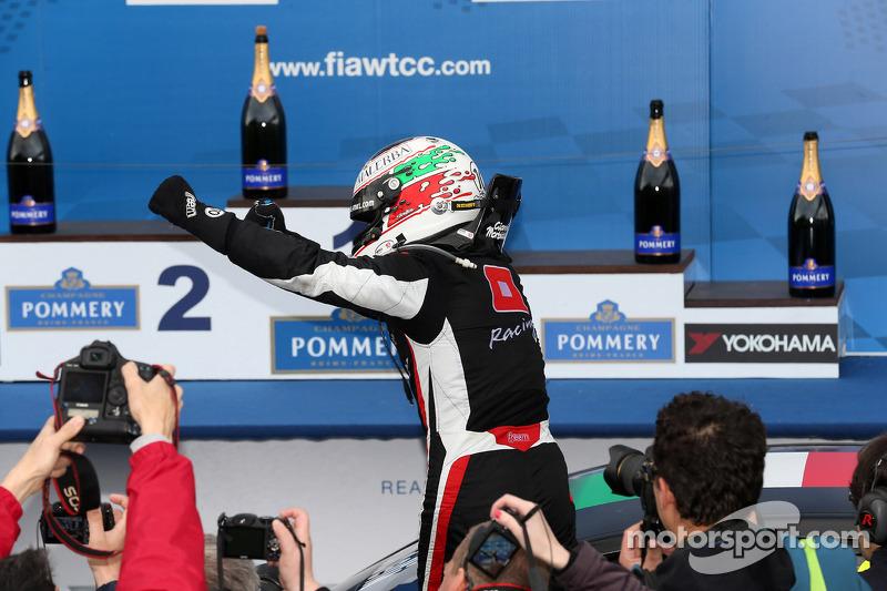Gianni Morbidelli, Chevrolet RML Cruze TC1, ALL-INKL_COM Munnich Motorsport Yarış galibi