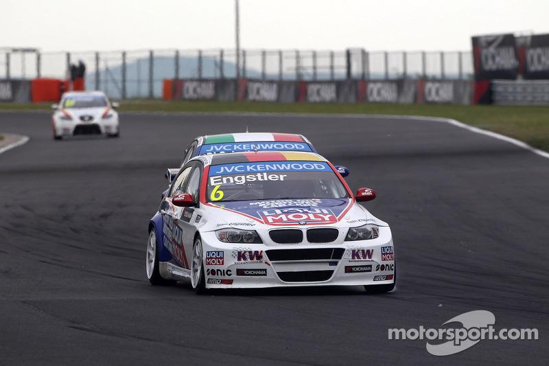 Franz Engstler, BMW 320 TC, Liqui Moly Engstler Takımı ve Pasquale Di Sabatino, BMW 320 TC, Liqui Moly Engstler Takımı