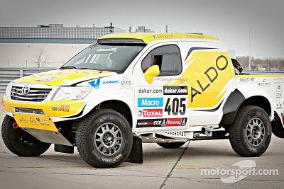 ALDO车队发布丰田塔科马( Toyota Tacoma)