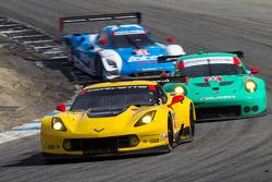 #4 Corvette Racing Chevrolet Corvette C7.R: Oliver Gavin, Tom Milner