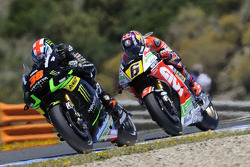 Bradley Smith, Monster Yamaha Tech 3 and Stefan Bradl, LCR Honda MotoGP