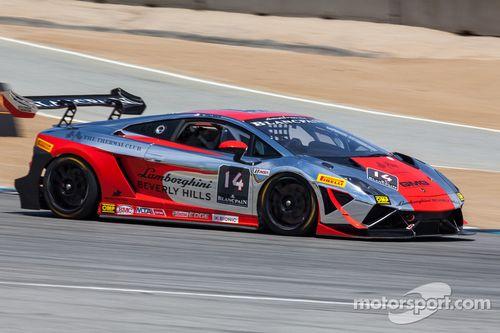 Lamborghini Super Trofeo: Laguna Seca
