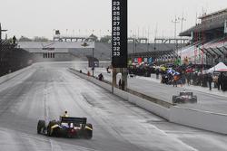 Марко Андретти. Гран При Инди, пятничная тренировка.